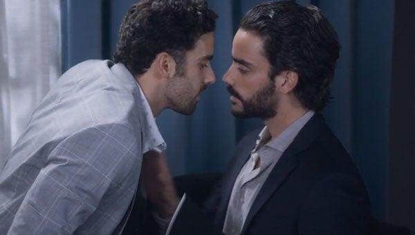 miguelandro parejas lgbt telenovelas mexicanas