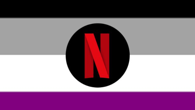 asexual personajes Netflix