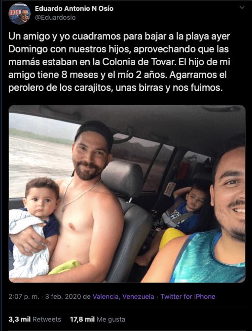 papás playa hijos gays