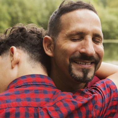 respuesta papá hijo gay