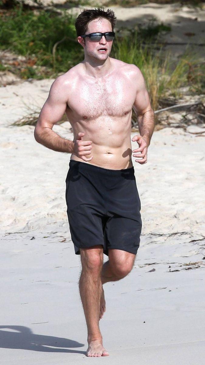 fotos Batman Robert Pattinson