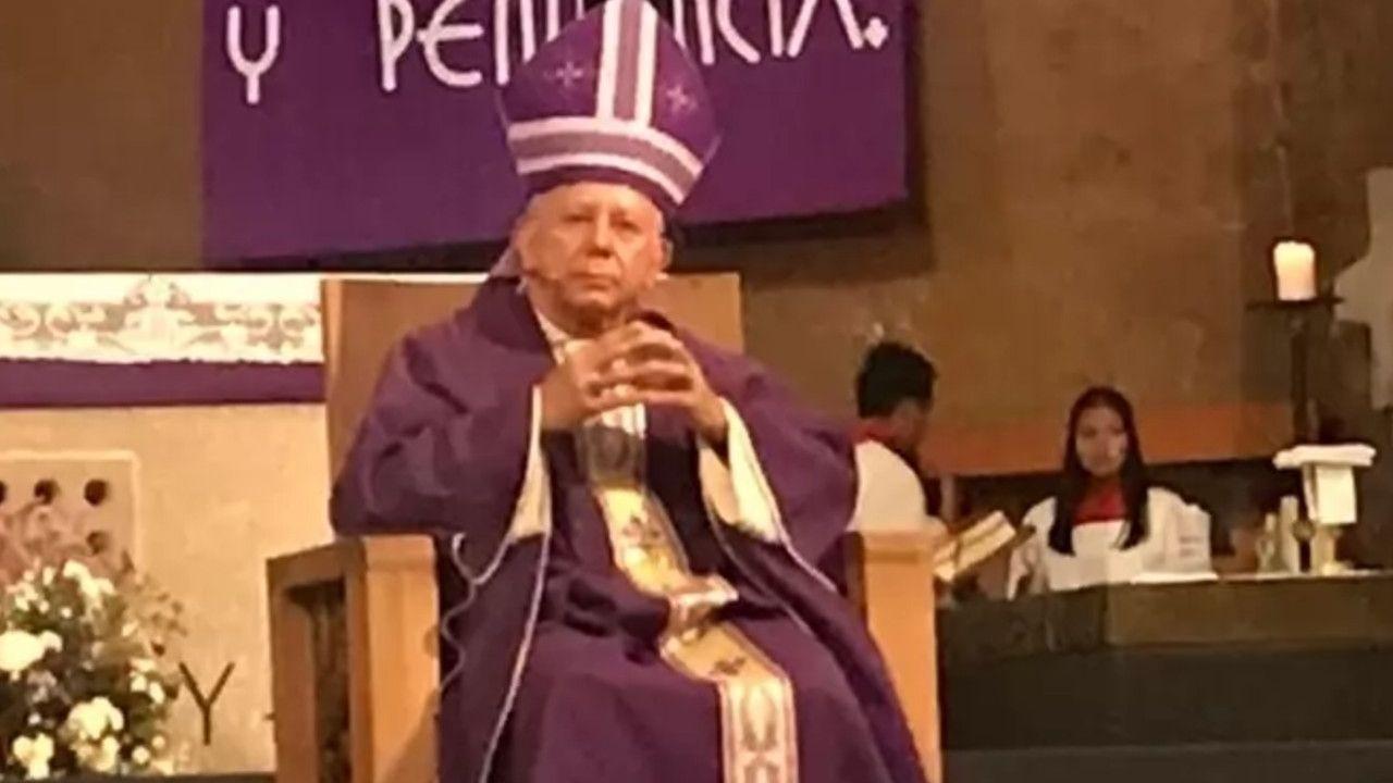 obispo transfóbico Ramón Castro