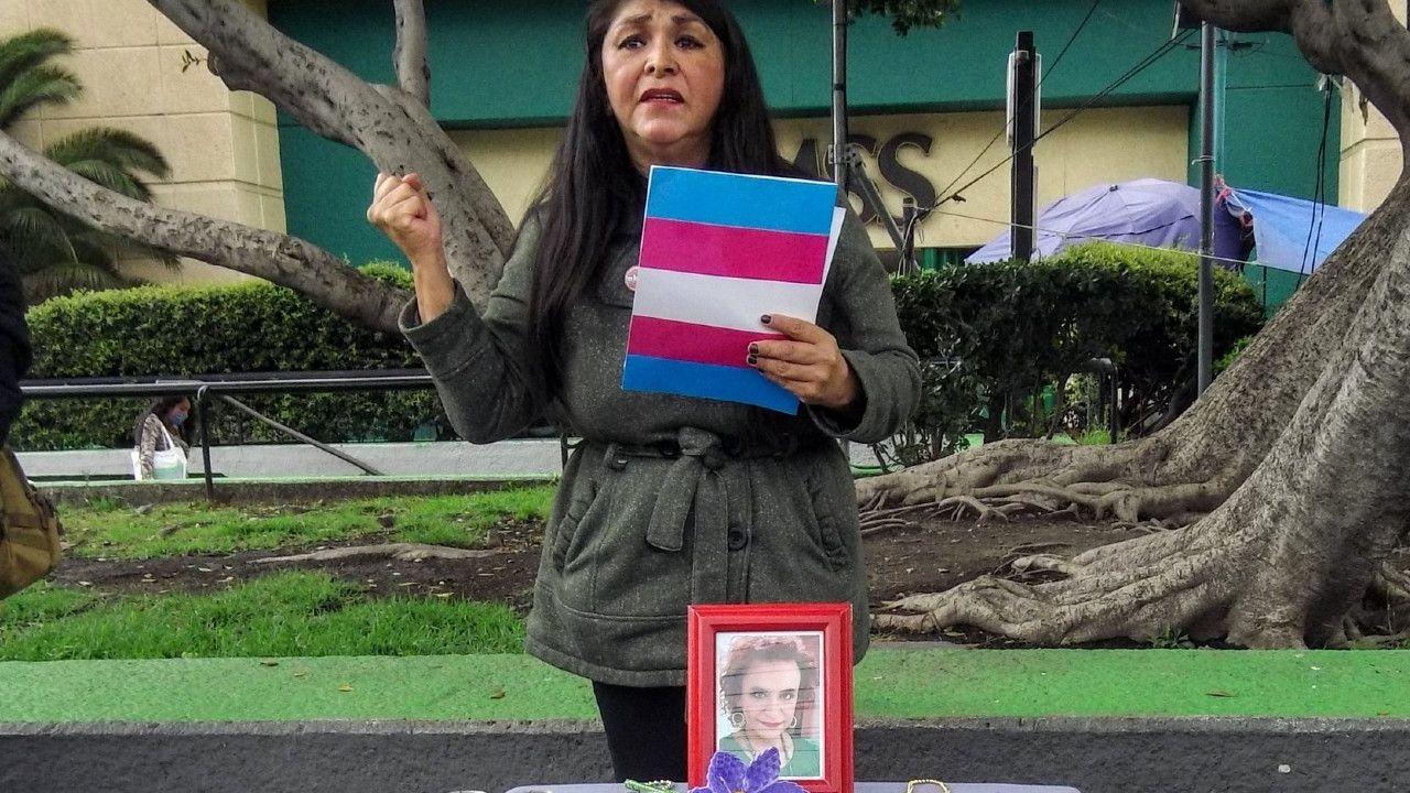 Trans Elizabeth Montaño suicidio