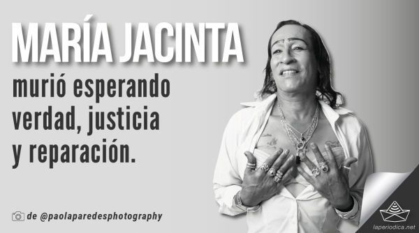 activista trans Jacinta Almeida