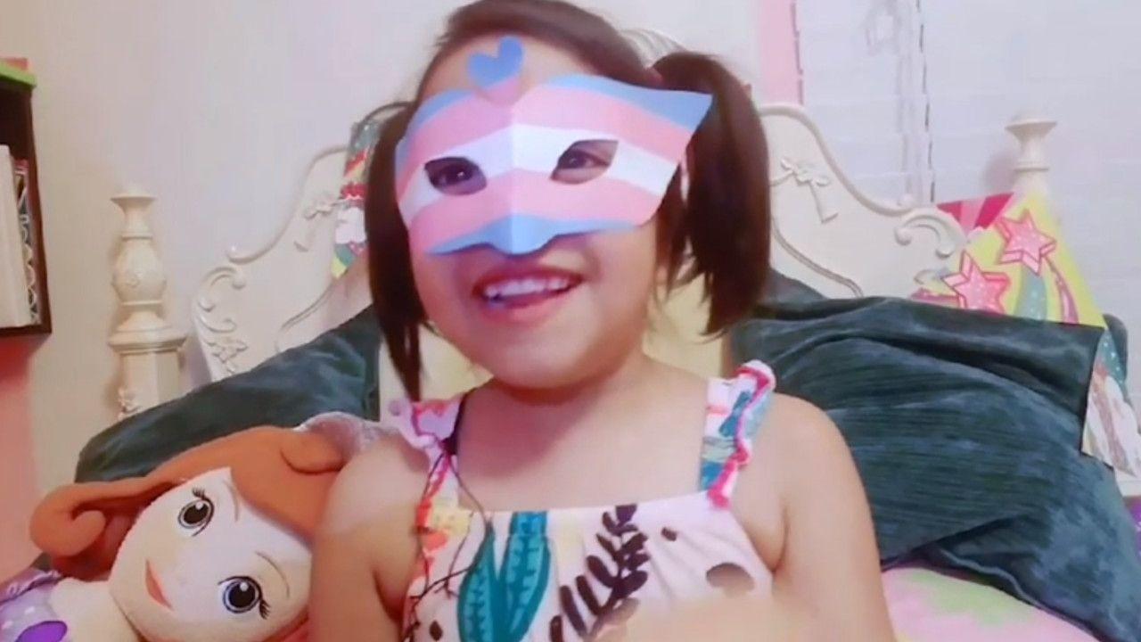 niñes trans transición