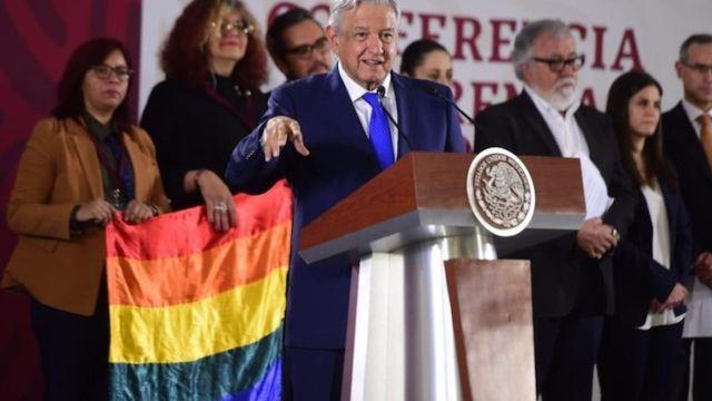 El presidente Andrés Manuel López Obrador es el responsable de nombrar a la nueva titular de Conapred