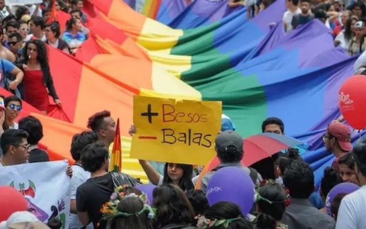violencia LGBTQ+ cuarentena
