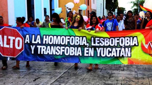 Yucatán homicidios orientación sexual