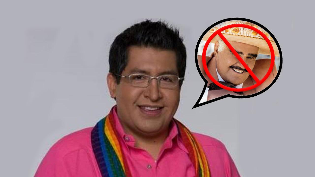 Alex Kaffie se opone al nombramiento de aeropuerto Vicente Fernández