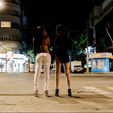 Trabajadoras sexuales trans en CDMX