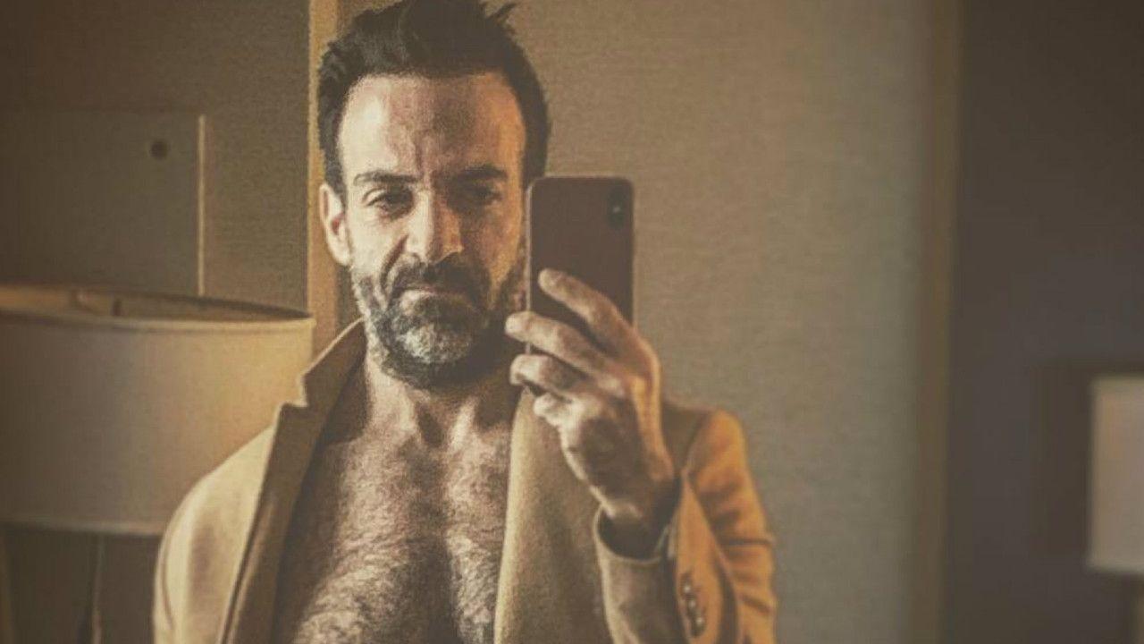 Pablo Perroni es uno de los actores latinos bisexuales más famosos