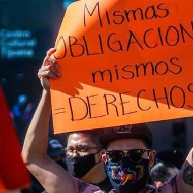 Buscan en Baja California conseguir matrimonio igualitario a través de un amparo