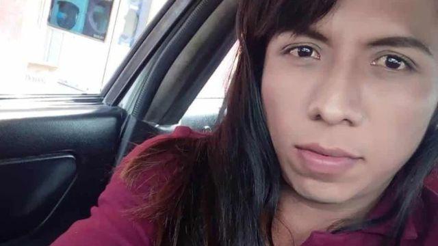 Jeidy, joven trans víctima de un crimen de odio en Puebla