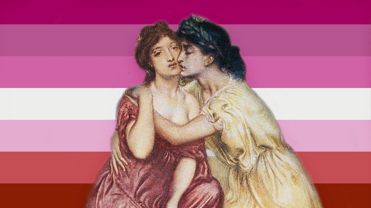 ¿De dónde viene la palabra lesbiana?