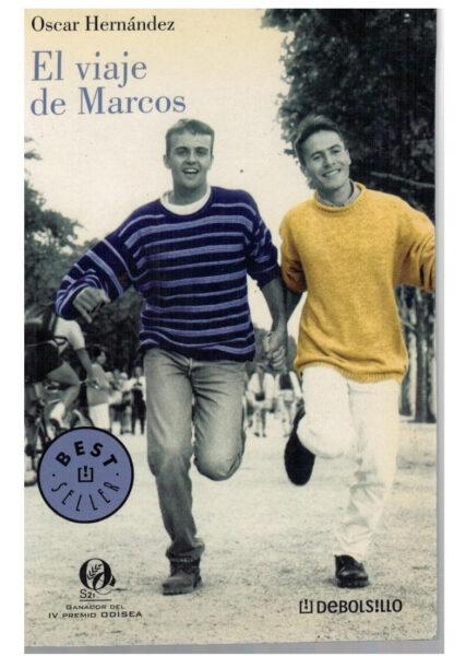El viaje de Marcos literatura LGBTQ+