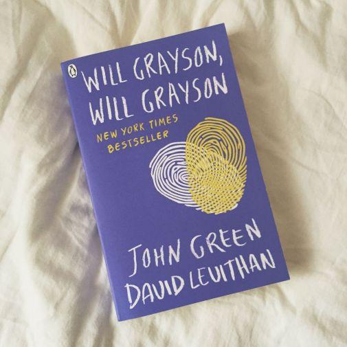 libros de literatura gay Will Grayson
