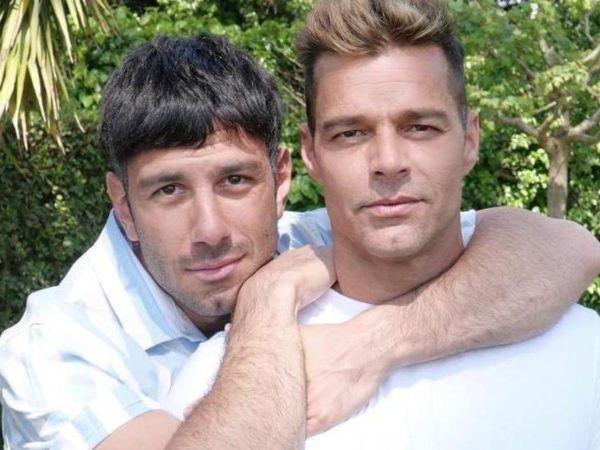 niños actores Ricky Martin