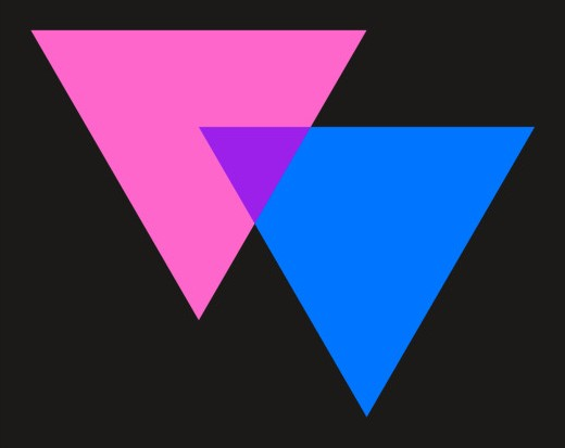triángulos bisexuales