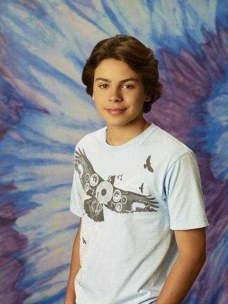 Jake T. Austin es de los actores de serie de Disney que más ha crecido.