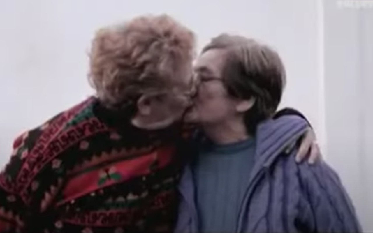 Norma Ramona beso