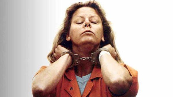 Aileen Wuornos asesina serial lesbiana