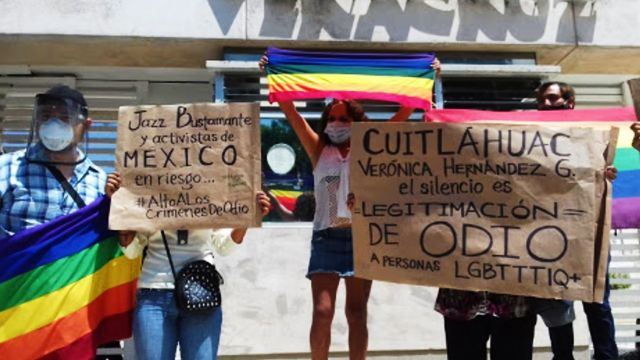 crímenes de odio en Veracruz