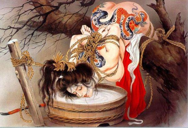 descubre el mundo del shibari