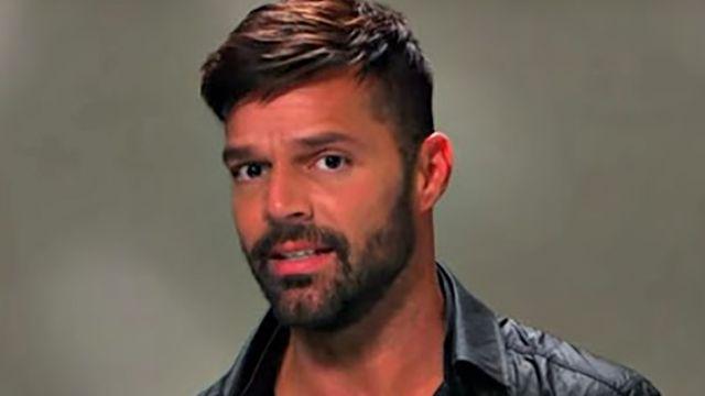 Instagram Ricky Martin fake news