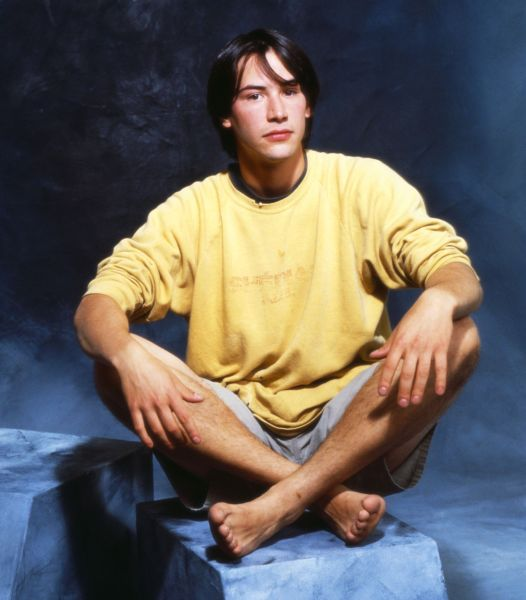 Keanu Reeves gay