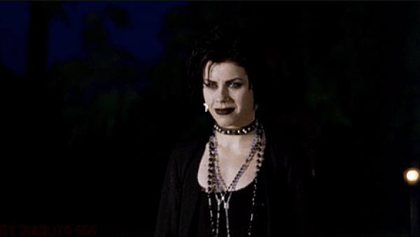 Los outfits de The Craft son icónicos.