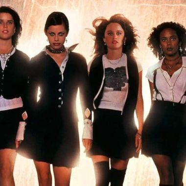 The Craft fue una película icónica para muchas personas en los 90.