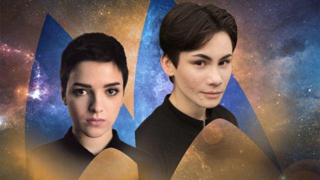 La franquicia de Star Trek presentará dos personajes no binario y trans.