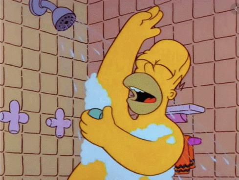 Tomar un ducha es un de los mejores tips para depilar el ano.