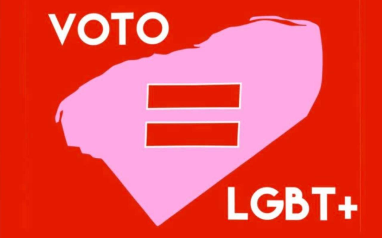 Voto LGBT+