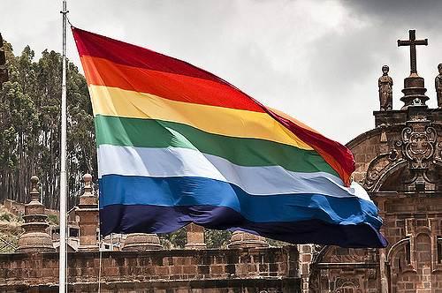 Bandera del Cusco