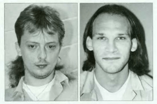 Tom Nissen y John Lotter