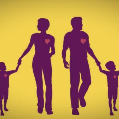 Familias homoparentales de México y España