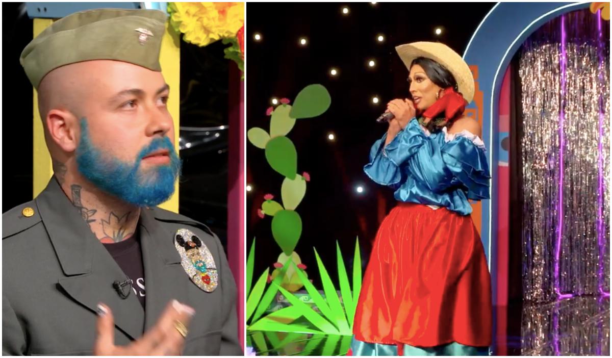 Johnny Carmona y Mariana Bronx