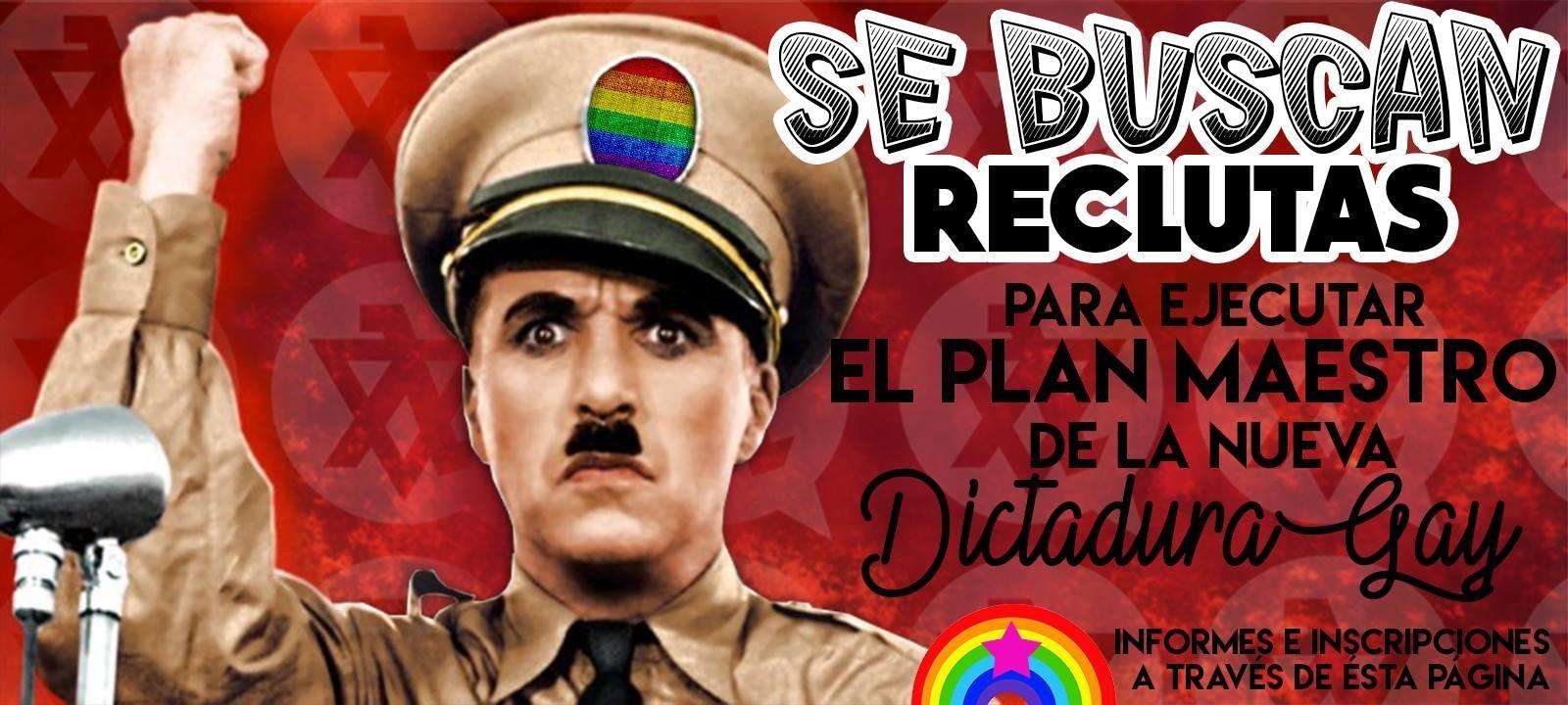 lobby gay en elecciones