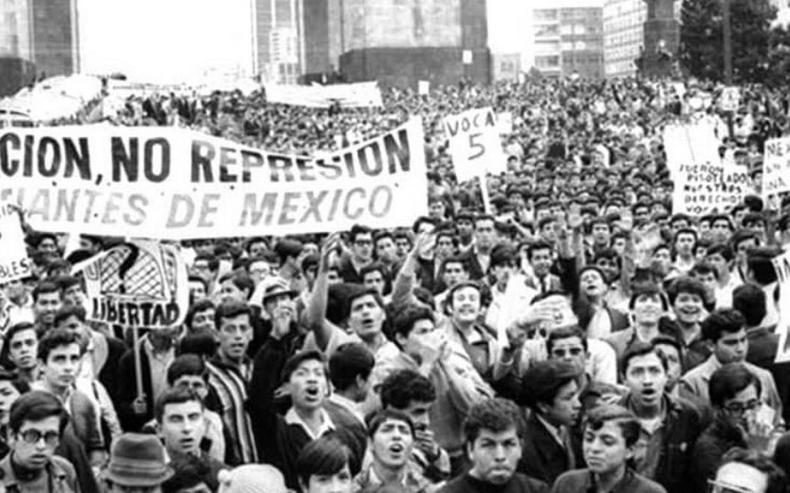 movimiento estudiantil de 1968