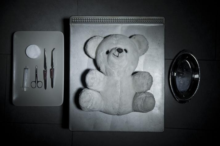 basta de mutilación infantil en personas intersex