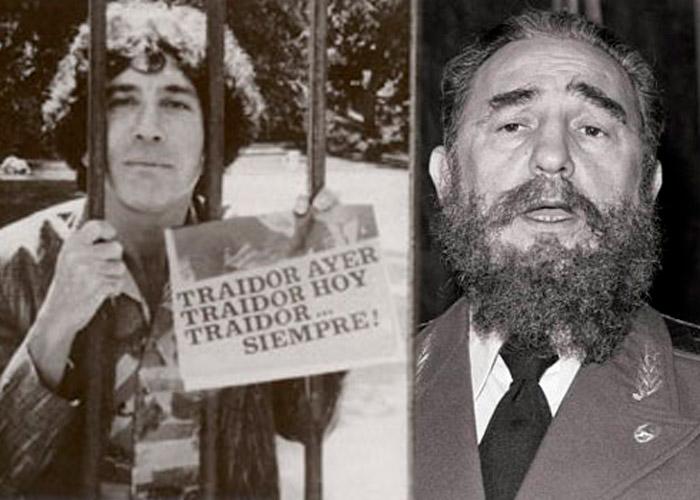 Reinaldo Arenas Fidel Castro