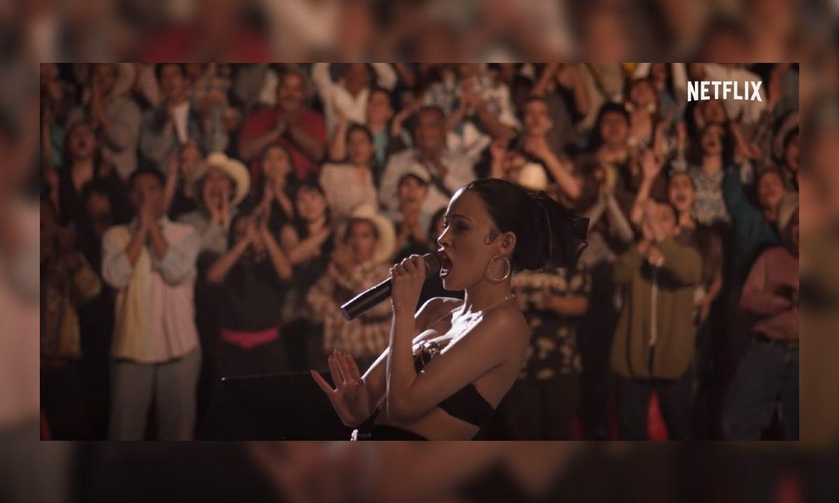 Netflix tendrá serie de Selena Quintanilla
