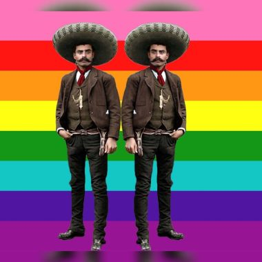 Emiliano Zapata gay historiadores