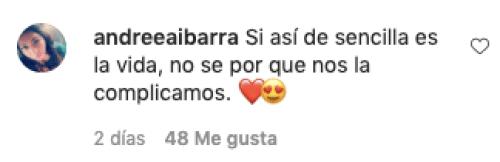 instagram comentario alberto guerra hijo vestido