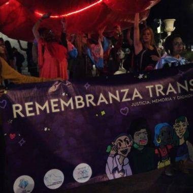 Día Internacional de la remembranza trans