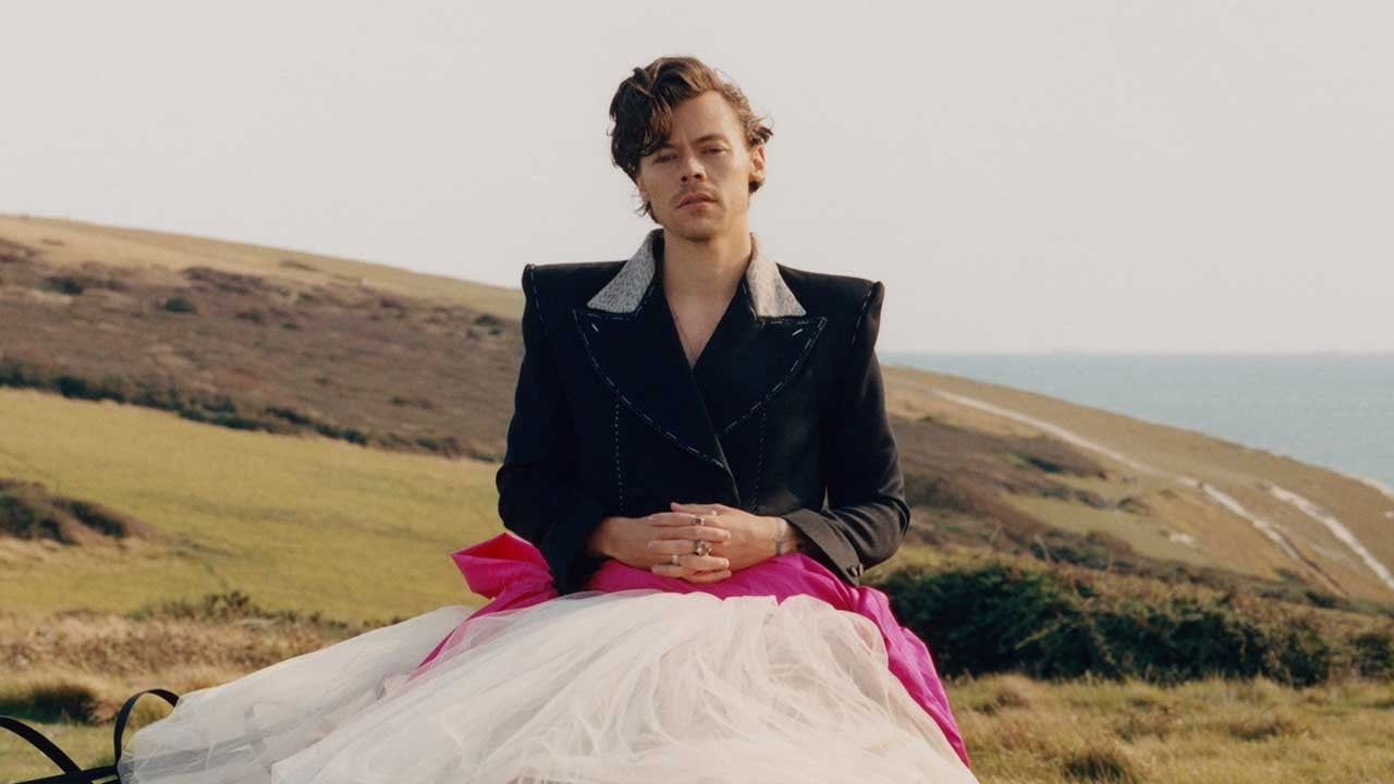 harry styles mamá críticas portada vogue