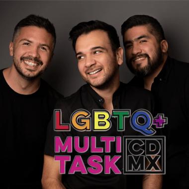 LGBTQ+ Multitask CDMX grupo Facebook