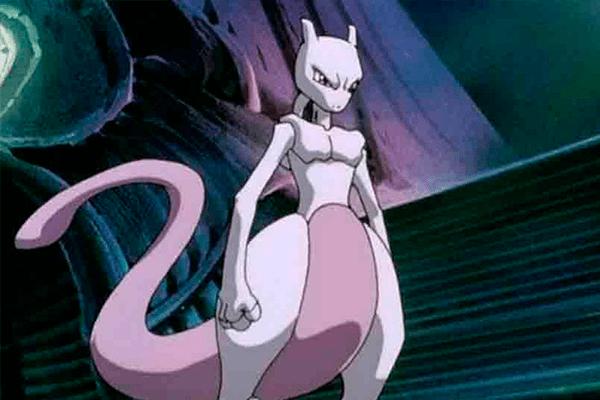 comunidad LGBT+ Pokémon Mewtwo