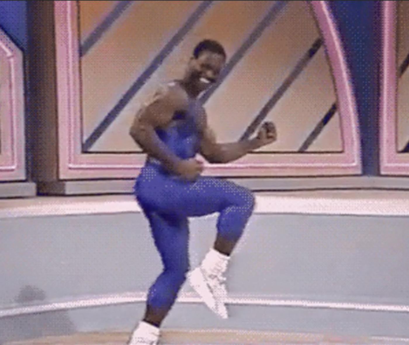 hombre ejercicio